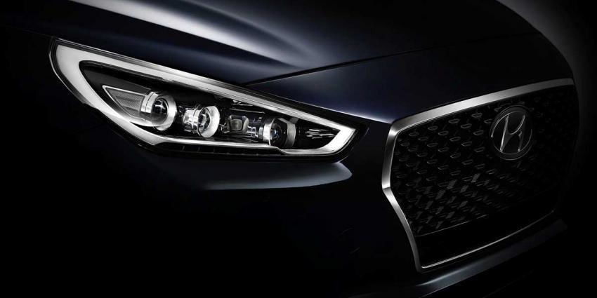 Hyundai komt met eerste teaserfoto's nieuwe i30