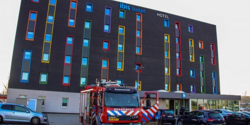 Ibis hotel voor tweede keer binnen een week ontruimd