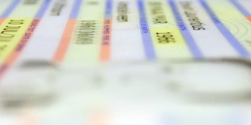 Foto van identiteitskaart | Archief EHF