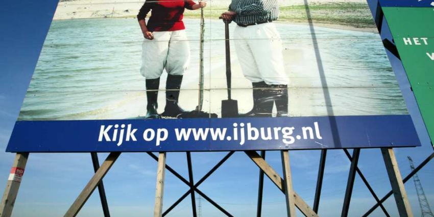 Amsterdam wil 50.000 woningen bouwen en nieuw opgespoten Amsterdam