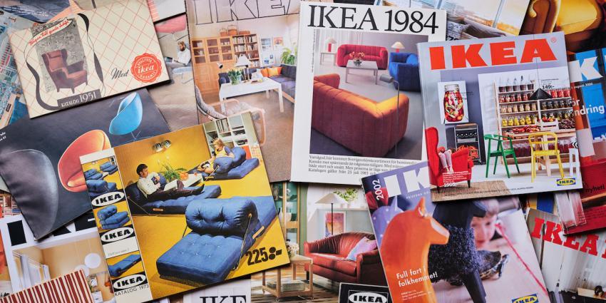 IKEA catalogussen