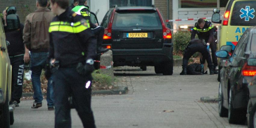 Man doodgeschoten in Amsterdam