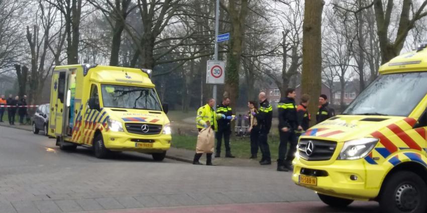 Zwaargewonde bij geweldincident in Groningen