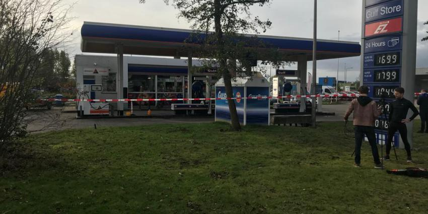 Tankstation Hoendiep