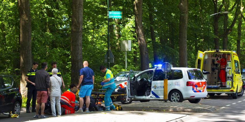 Fietser aangereden door auto op oversteekplaats in Boxtel