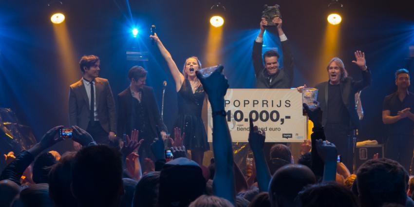 The Common Linnets winnen Popprijs 2014