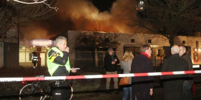 Vier jongens aangehouden voor brand scholen Uden