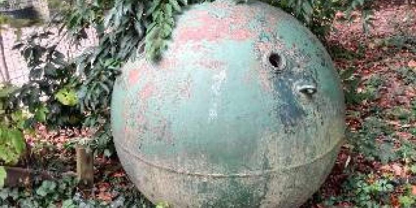 Familietroffee met 145 kilo springstof onschadelijk gemaakt