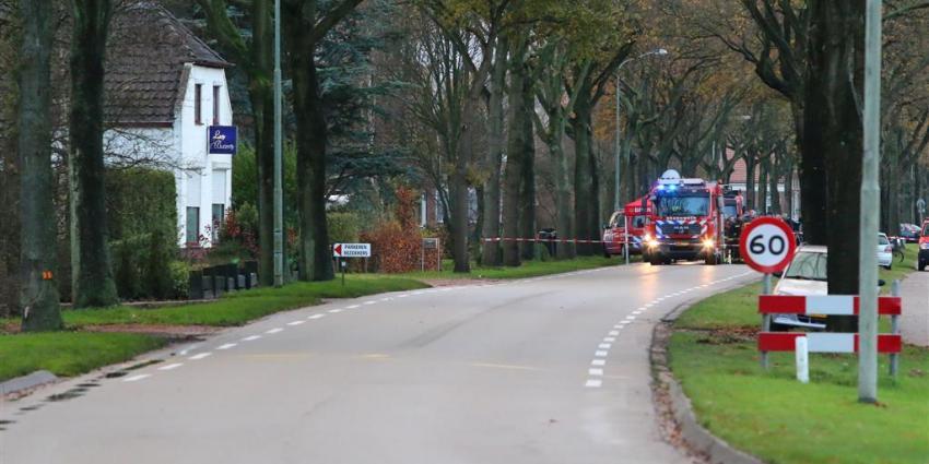 Man aangehouden voor valse bommeldingen seksclubs Kropswolde/Waterhuizen