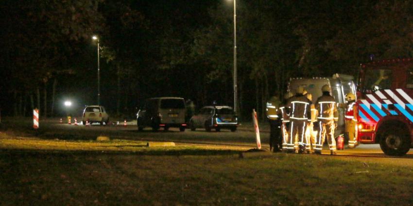 Automobilist aangehouden na vuurwerkvangst