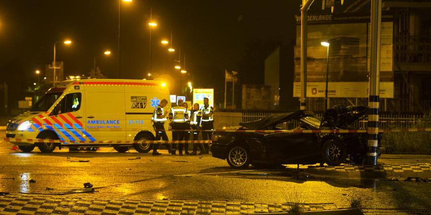 Vier gewonden bij aanrijding in Veghel