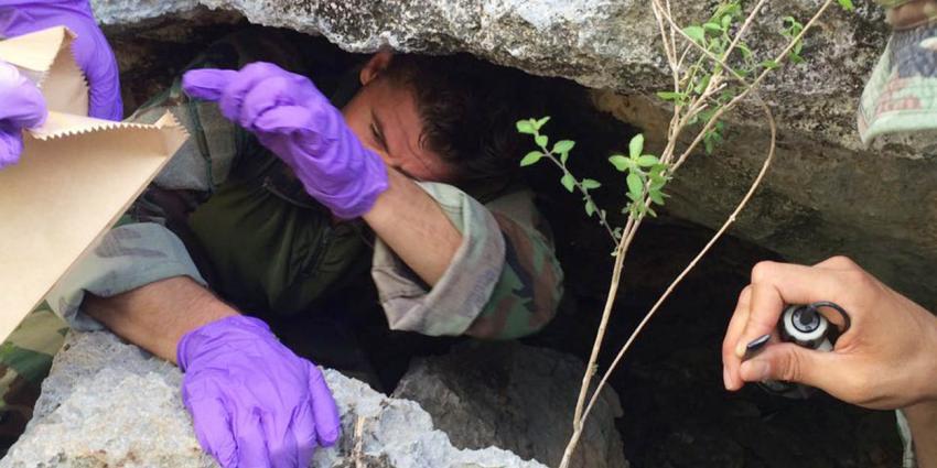 Mariniers helpen in onderzoek schietpartij Bonaire