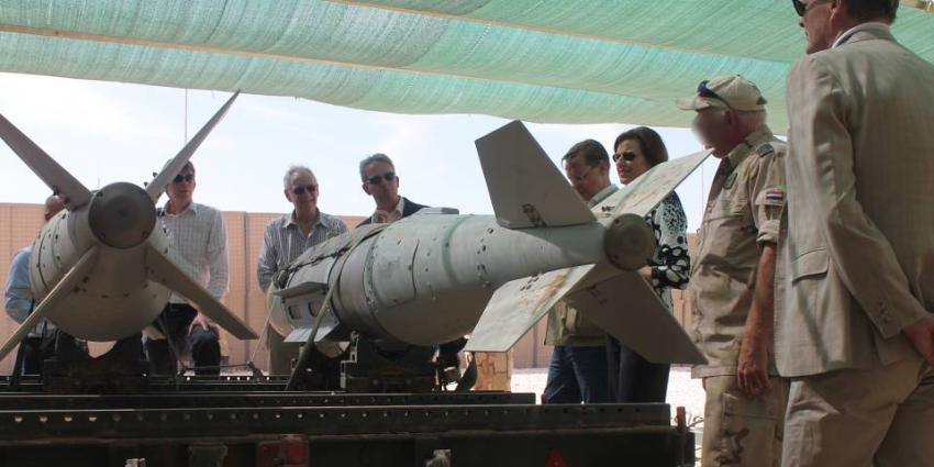 Kamercommissie bezoekt missiegebieden Midden-Oosten