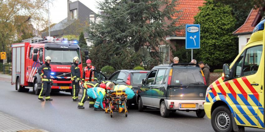 Gewonde bij aanrijding in Appingedam
