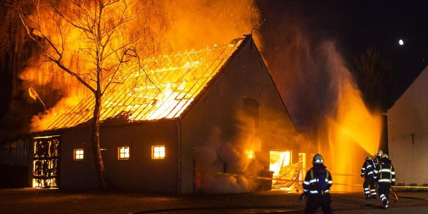 Aantal inbraken en branden in Nederland blijft dalen