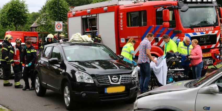 Twee gewonden bij aanrijding in Odoorn