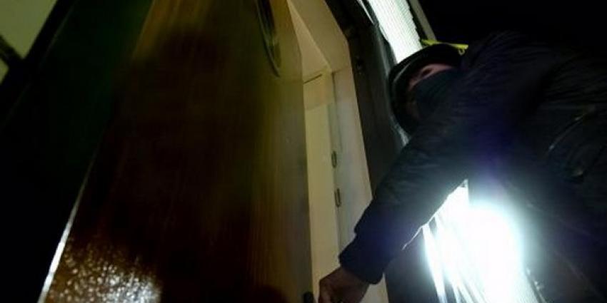 Inbrekers weer actiever tijdens donkere dagen, vooral in kleinere gemeenten