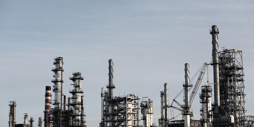 Afzetprijzen industrie bijna 3 procent hoger