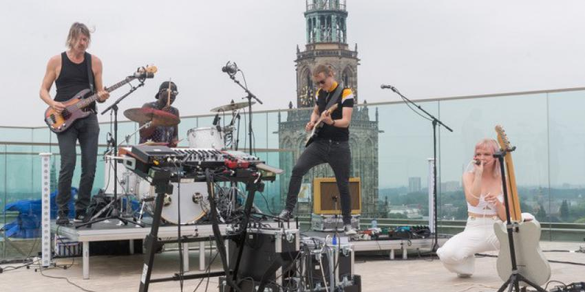 Optreden Inge van Calkar in Groningen