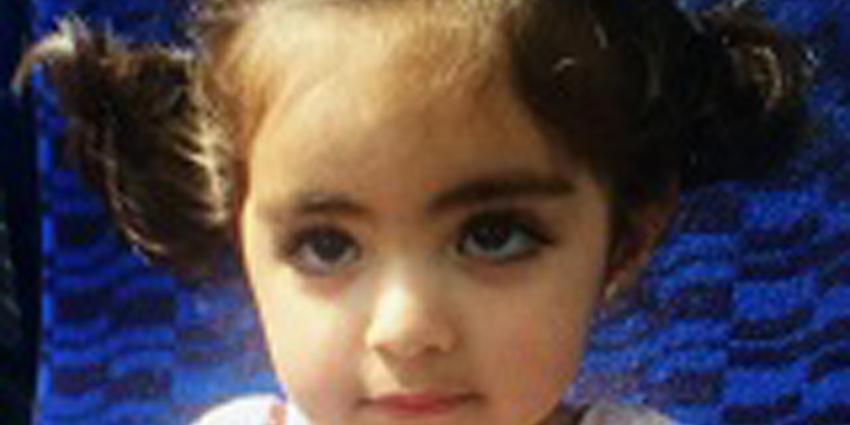 Meisje (2) ontvoerd uit woning in Amsterdam