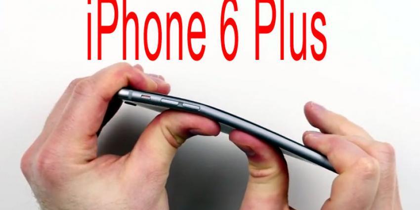 iPhone 6 Plus blijkt in broekzak door te kunnen buigen