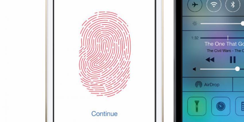 foto van iPhone 5S   Apple