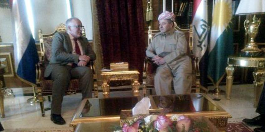 foto van Nederland en Irak versterken economische samenwerking | EZ