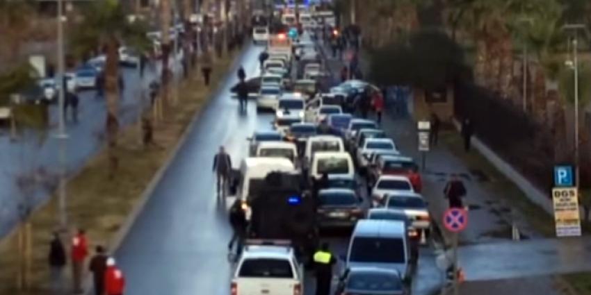 Twee doden en vijf gewonden bij aanslag in Izmir
