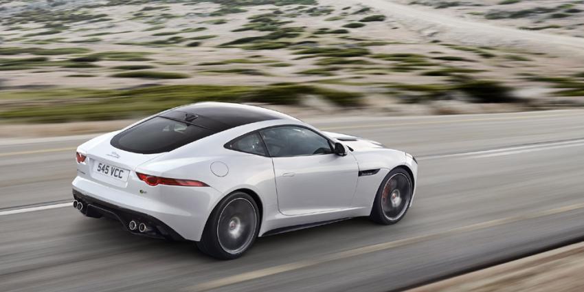 Foto van Jaguar F-type   Jaguar