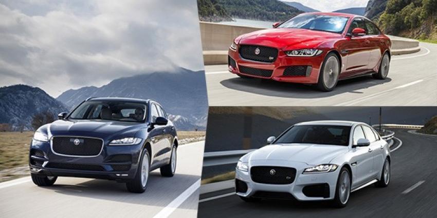 Nieuwe, geavanceerde en efficiënte 220 kw (300 pk) sterke benzinemotor voor Jaguar XE, XF en F-PACE