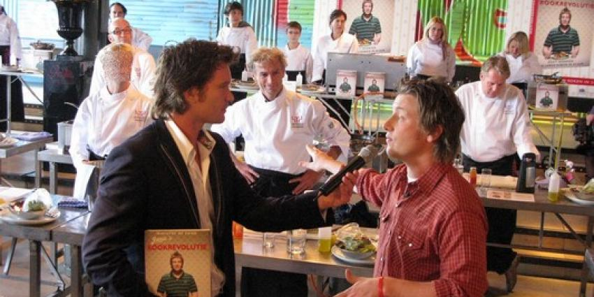 Restaurant Fifteen Amsterdam van Jamie Oliver failliet