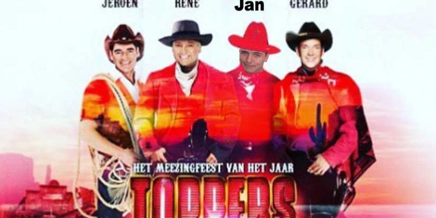 Topper nummer vier is Jan Smit