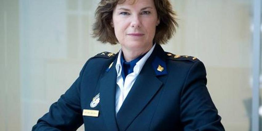 Politiechef Jannine van den Berg in bestuur van Interpol