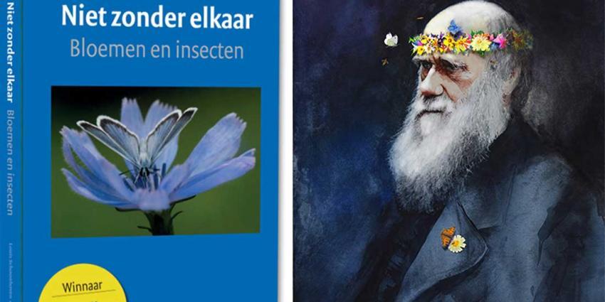 Jan Wolkers Prijs voor natuurboek 'Niet zonder elkaar – bloemen en insecten'
