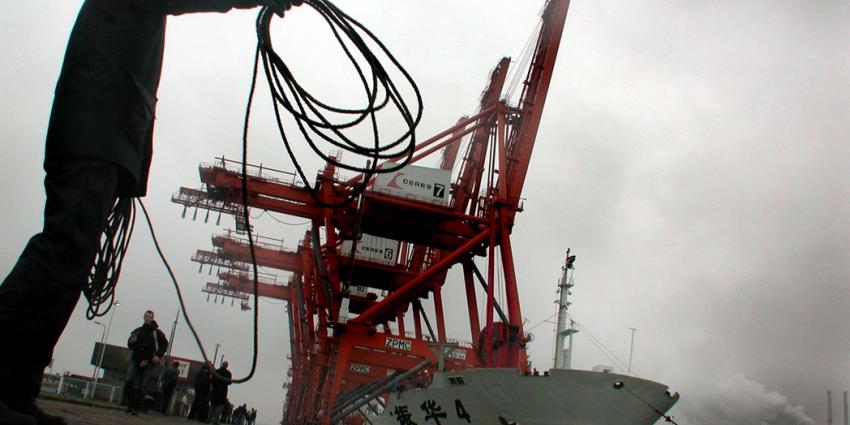 Export groeit met ruim 5 procent in oktober