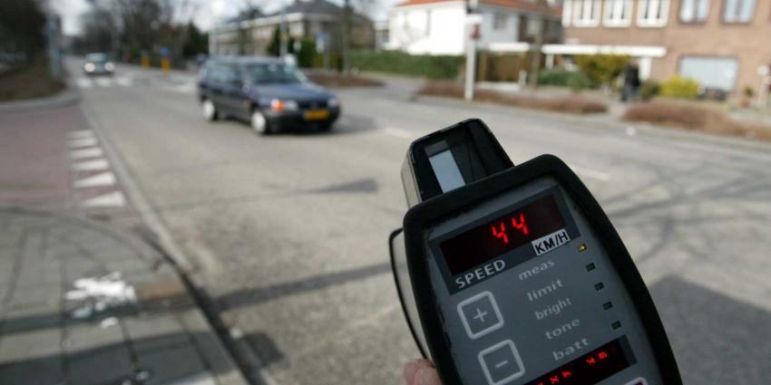 Foto van snelheidscontrole | fbf