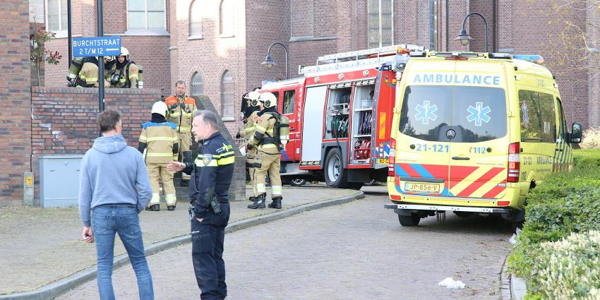 Brand in Sint-Oedenrode