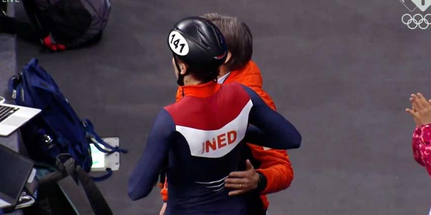 Jorien ter Mors pakt in China wereldtitel sprint
