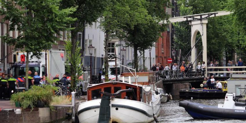 Gevonden lichaam bij Groenburgwal is van de vermiste Joris Lenselink (26)