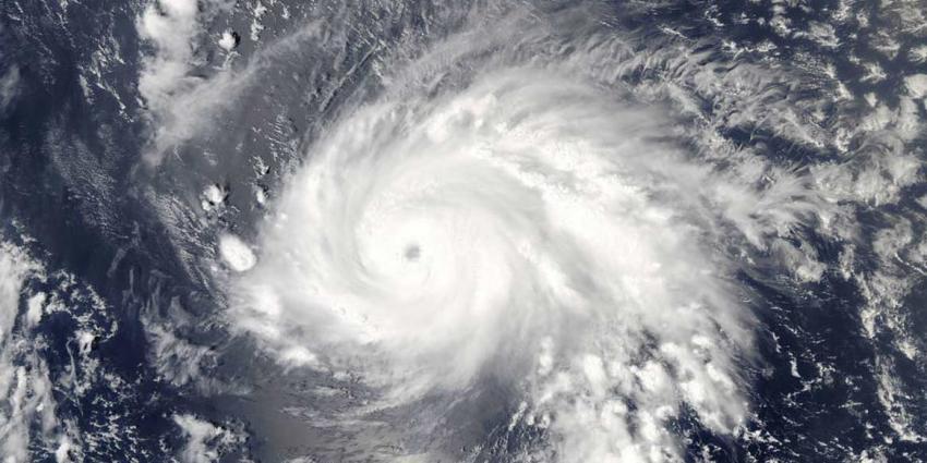 Orkaan José raast langs Bovenwindse Eilanden