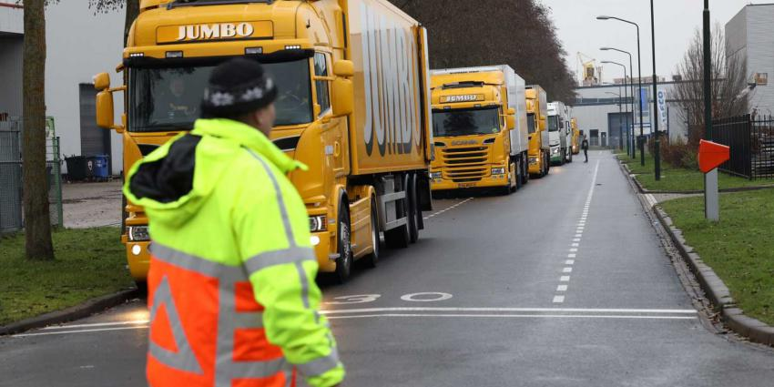 jumbo-vrachtwagens