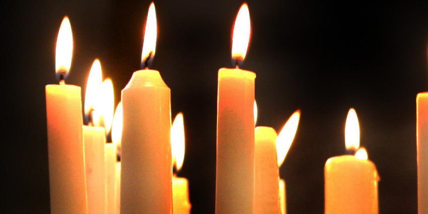 Honderden mensen bij herdenking slachtoffers spoordrama Oss