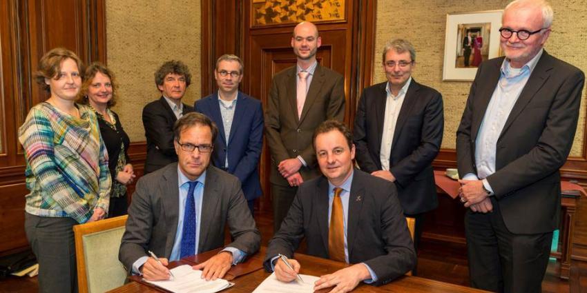 Rotterdam gaat Leiden verwarmen