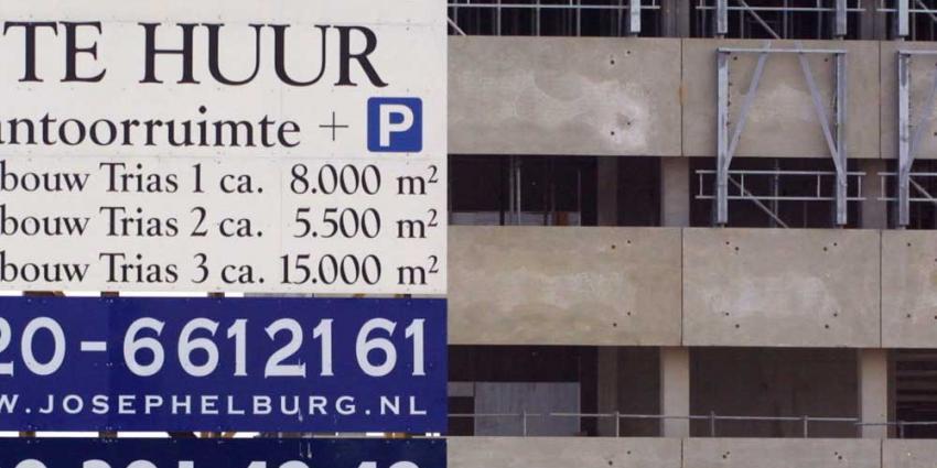 Provincie Utrecht kondigt bouwstop kantoren af
