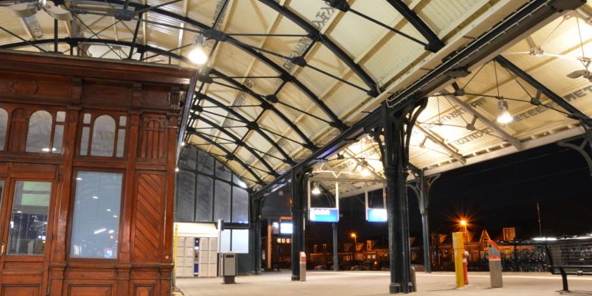'Monumentale stationskap Leeuwarden moet behouden blijven'