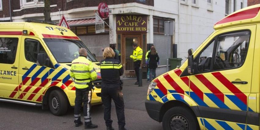 Verdachte gearresteerd na dodelijk steekincident kapperszaak Vlaardingen