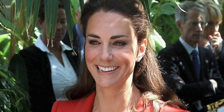 Kate Middleton bevallen van zoon