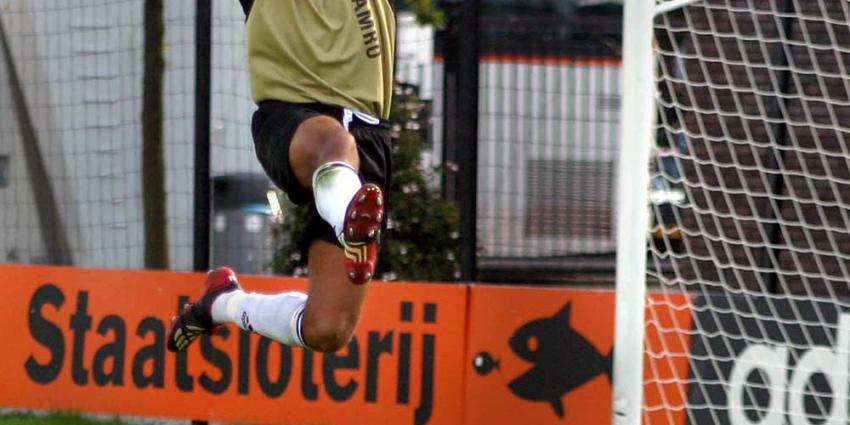 Foto van keeper ajax | Archief EHF