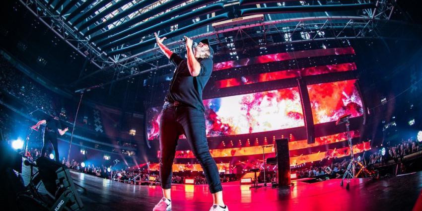 Kensington geeft grootste Nederlandse rockshow ooit
