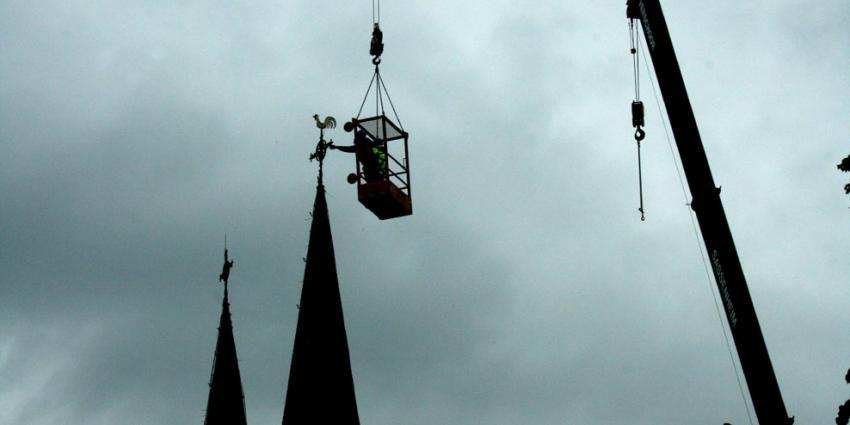 foto van kerk uithoorn | fbf archief